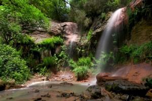 cascata monterano